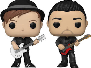 Funko POP Rocks: Fall Out Boy - Set (2)