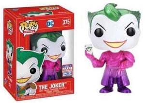 POP! DC HEROES: IMPERIAL PALACE - JOKER (METALLIC) CHINA LIMITED EDITION 3000