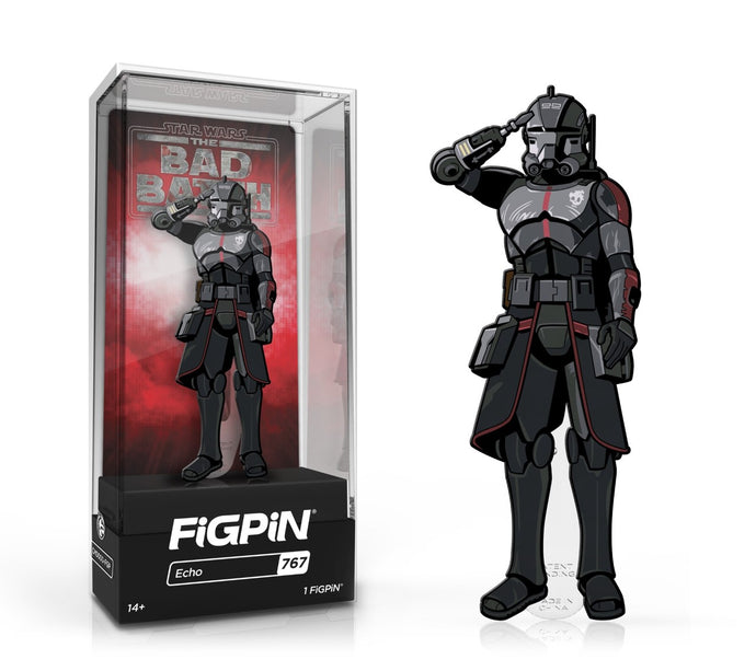 FiGPiN: Star Wars: The Bad Batch (2021)
