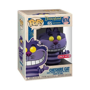 FUNKO POP! DISNEY 65th CHESHIRE CAT (TARGET EXCLUSIVE)