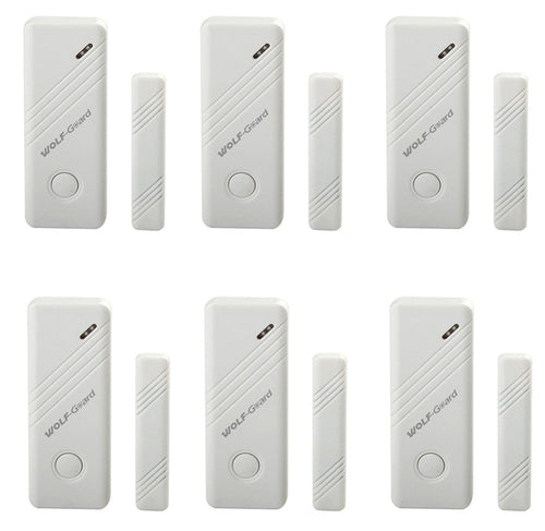 Wireless Door & Window Alarm (6 pack)