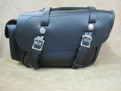 107 Short Retro Slight Angle Saddlebag