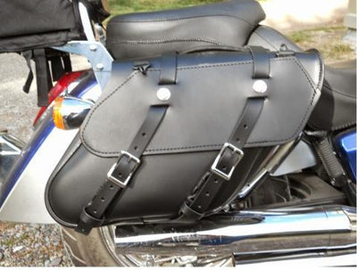 127 Retro Wide Angle Saddlebag