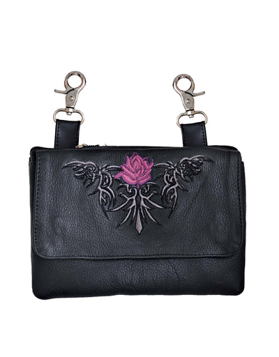 Clip Bag Rose Design