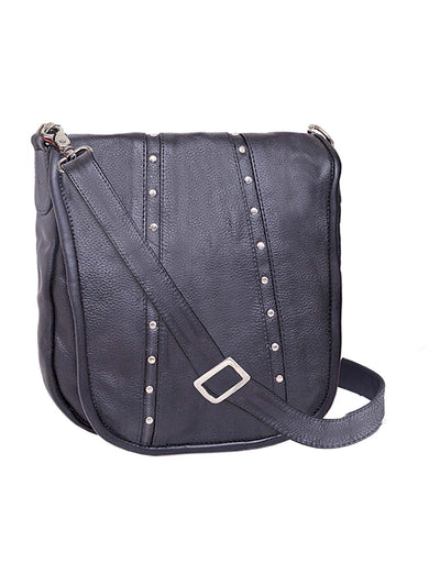 Ladies Studded Purse w/Gun Pocket