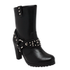 "Women's 10"" Harness Biker Boot"