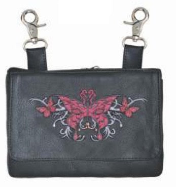 Clip Bag Butterfly Design