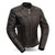 Trickster Women's Leather Motorcycle Jacket
