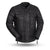 Raider Men's Leather Motorcycle Jacket