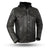 Vendetta Leather Motorcycle Jacket