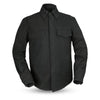 Motorcycle Jacket- First FIM417CNVS Mercer Canvas Men's Jacket