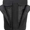 Highland V2 Raw Canvas Motorcycle Vest