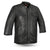 Mesa Men's Motorcycle Leather 3/4 Shirt