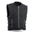 Knox Men's Canvas Motorcycle Vest