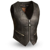 Motorcycle Vest- First Montana FIL515CSL Women's Vest