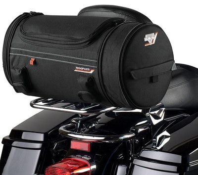 Expandable Motorcycle Roll Bag