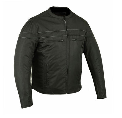 Motorcycle Jacket- Daniel Smart RC705 All Season Textile Men's Jacket
