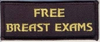 Free Breast Exams Patch