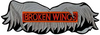 Broken Wings Large Patch