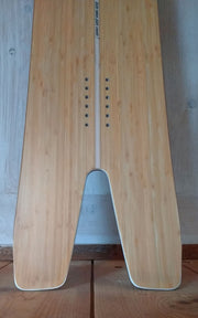 bamboo swallowtail snowboard; swallowtail;snowsurf;japan