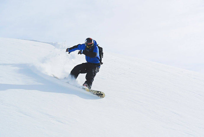 Why I Splitboard - Leon Butler
