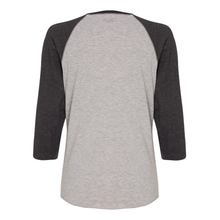 Ladies Backcountry 3/4 Raglan