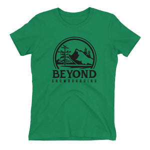 Women's Backcountry Tee (Different Colors)