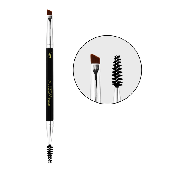 d453524044d Alezem Beauty Angled Brow Brush & Spoolie
