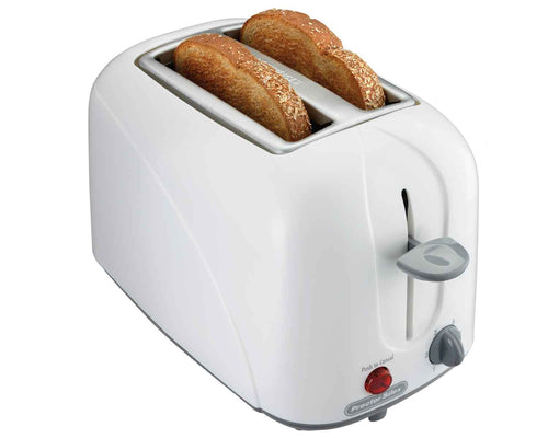 Proctor  Silex 2-Slice Toaster, White, Model 22209-Case of  4