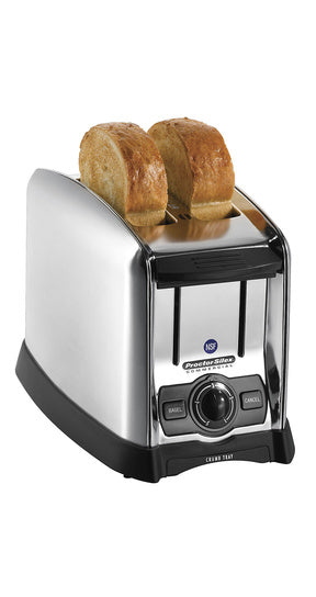 Proctor Silex Commercial 2 Slot Toaster-Model 22850