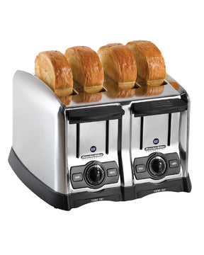 Proctor Silex Commercial 4 Slot Toaster, Model 24850