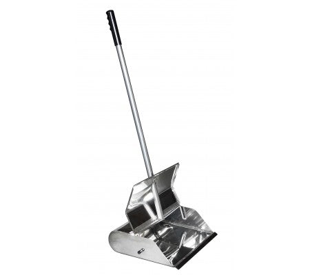 Stainless Steel Self-closing Dustpan