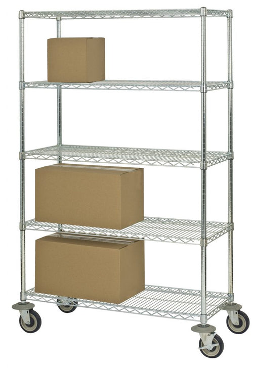 Mobile Shelving Kits