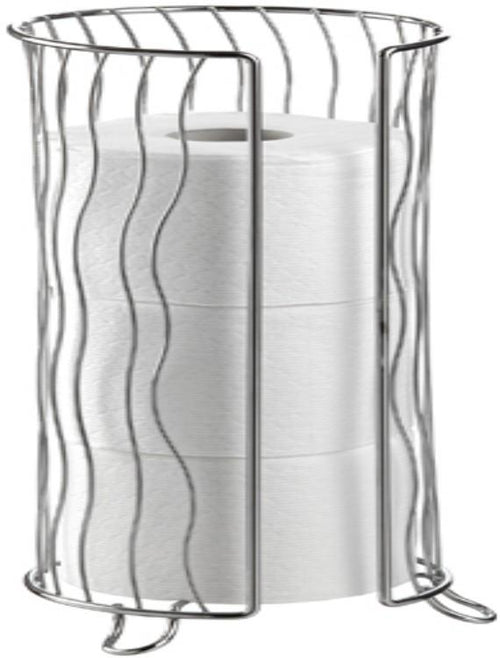 Better Living Products WAVE Tissue Roll Holder Chrome