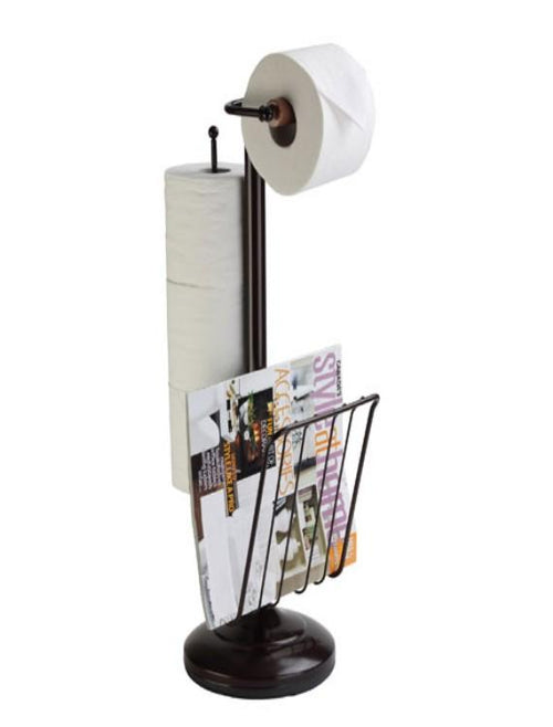 Better Living Products the Toilet Caddy Oil Rubbed Bronze