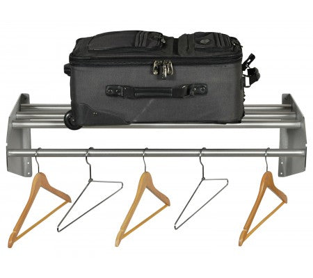 "48"" Wall Mounted Coat Rack"
