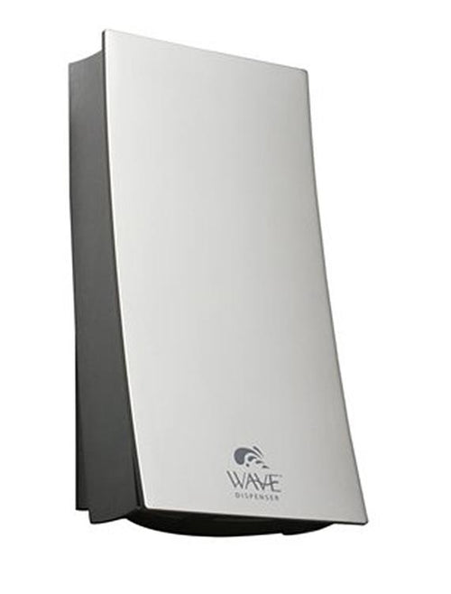 Better Living Products Wave Dispenser Chrome