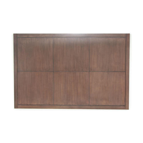 Headboard, Square Design, Light Cocoa