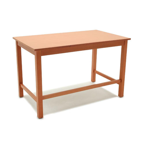 Desk, Orange Brown