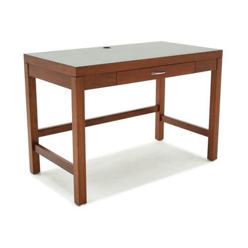 Desk with Drawer, Brown