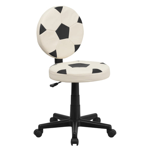 Soccer Swivel Task Chair [BT-6177-SOC-GG]