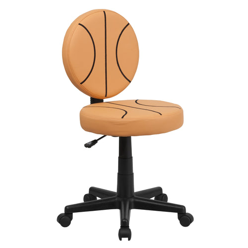 Basketball Swivel Task Chair [BT-6178-BASKET-GG]