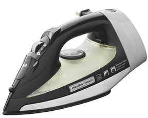 Hamilton Beach Commercial Hospitality Iron,Black Model HIR300B-Case of  4