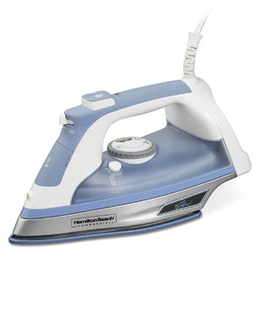 Hamilton Beach Durathon Full-Size Iron,Blue/White Model HIR700-Case of  4
