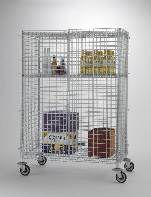 Stationary Security Cages
