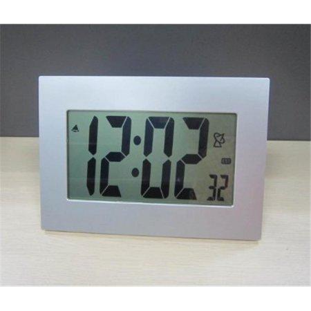 "3.5"" LCD Number Atomic Wall/Desk Clock"