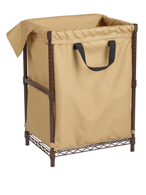 Epoxy Coated Towel Hamper Frame-18 X 24 X 33