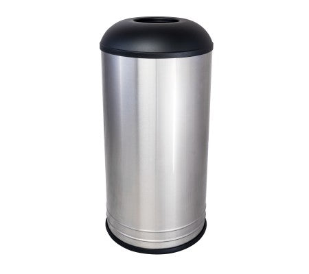 International Collection Stainless Steel Waste Receptacle