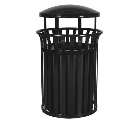 Streetscape SCD-2633 Classic Outdoor Trash Receptacle