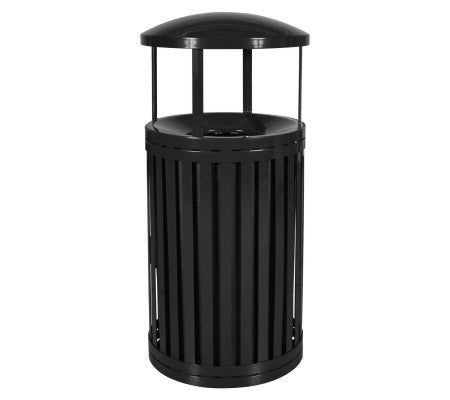 Streetscape SCTP-40 D ND Outdoor Trash Receptacle